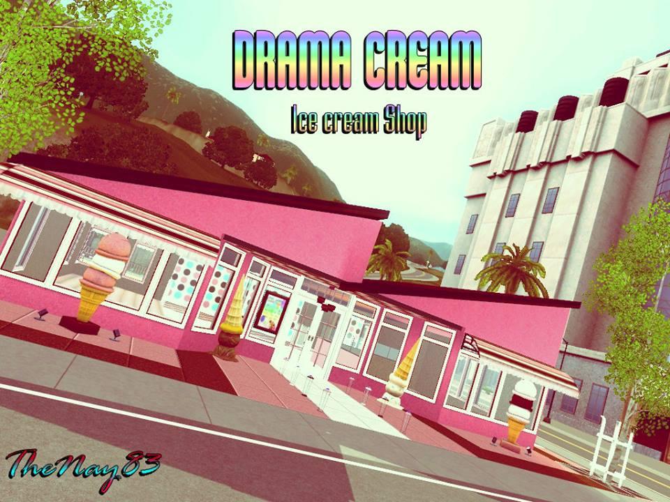Drama Cream - Ice cream Shop