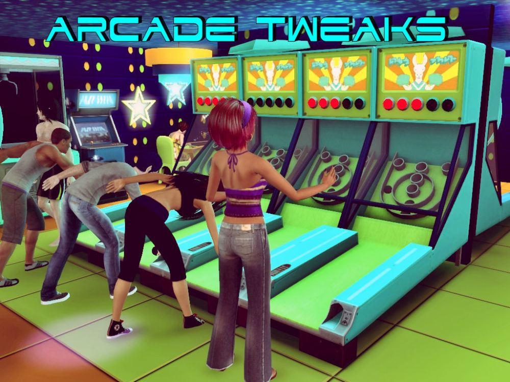 Arcade Tweaks (1/5)