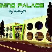 Domino Palace - Arcade & Pizza Buffet
