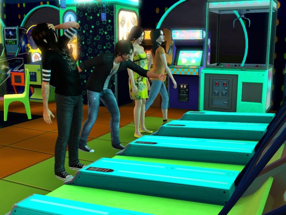 Arcade Tweaks (2/5)