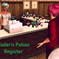 Modern Potion Register