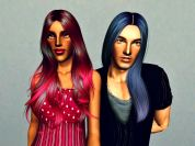 Zinnia with new husband Takei