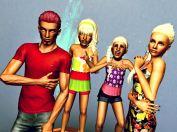 Dazzle & family