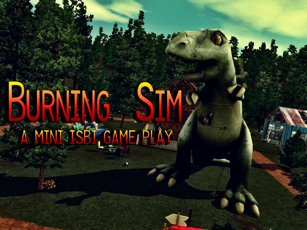 Burning Sim: DayOne